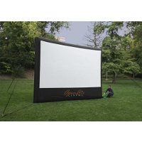 Open Air Outdoor Home Projector Screen 16x9