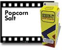 Benchmark Popcorn Salt