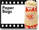 "Benchmark (1000) Paper Bags: 2"" x 3.5"" x 8"" /2.5"" x 4"" x 8.25""/5.25"" x 12"" ***FREE Shipping***"