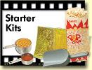 Benchmark Popcorn Starter Kit ***FREE Shipping***