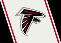 Atlanta Falcons NFL Spirit/Team Rug