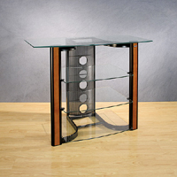 Contemporary Tall Design Audio Video System