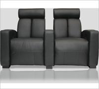 Bass Ind. Ambassador Sofa: Leather or Velour