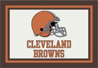 Cleveland Browns NFL Spirit/Team Rug