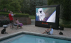CineBox Home 9 x 5 Backyard Theater System