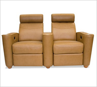 Bass Ind. Diplomat LoveSeat: Leather or Velour
