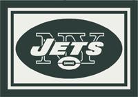 New York Jets NFL Spirit/Team Rug