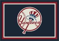 New York Yankees MLB Spirit Rug Cut Pile Area Rug