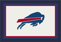 Buffalo Bills NFL Spirit/Team Rug