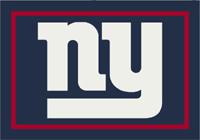 New York Giants NFL Spirit/Team Rug