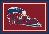 Philadelphia Phillies MLB Spirit Rug Cut Pile Area Rug