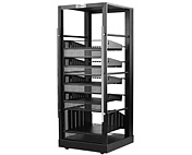 Omni Mount 30 Rack Floor Rack System/Black