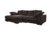 PANOS Dual Configuration Fabric Sectional