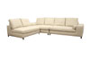 PEGEEN Fabric 3-Piece Modular Sectional