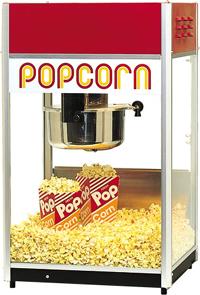 Bass Ind. Popcorn Machines: Classic Popper