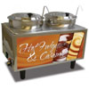 Benchmark Hot Fudge/Caramel Warmer