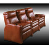 Row One RKO 8004 Straight Armless Power Recliner