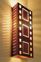 Bass Ind. Wall Sconces: Filmstrip