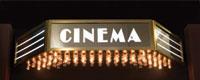 Bass Ind. Cinema Identity Signs: Hollywood