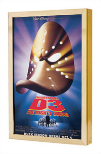Bass Ind. Posterlite Series Rear Illuminated Poster Marquees