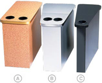 Bass Ind. VIP Snack Consoles: Style A, B or C