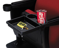 Bass Ind. Cinema Seat Snack Tray